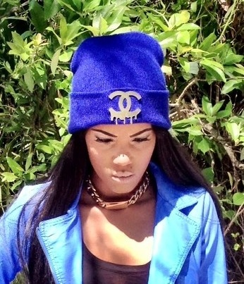 Royal Blue Chanel - Lola Nicole 2786e7da216